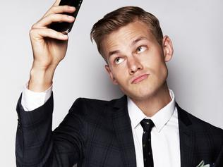 Joel Creasey. Pic: supplied