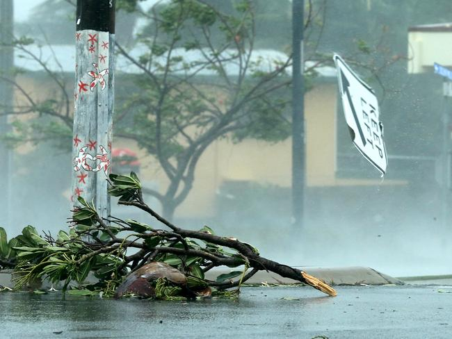 Cyclone deemed a 'catastrophe'