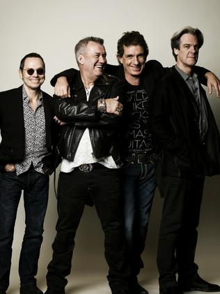 ... and now Cold Chisel are still going on the Light the Nitro tour. Picture: Supplied