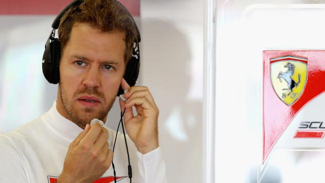 Vettel sent Hamilton message of apology