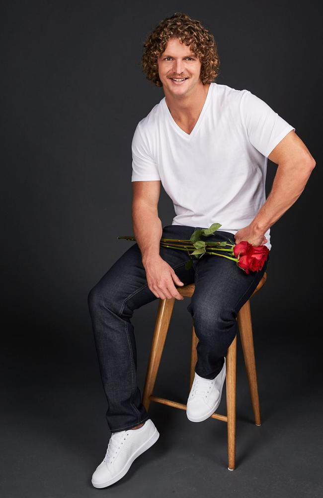 First look at Cummins as The Bachelor. Picture: Channel 10