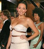 <p>TV star ... Ricki-Lee at the 2007 Logies. Pic: Julie Kiriacoudis</p>