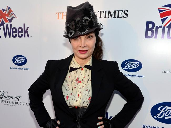 Toni Basil photographed in 2014. Picture: Frazer Harrison/Getty Images