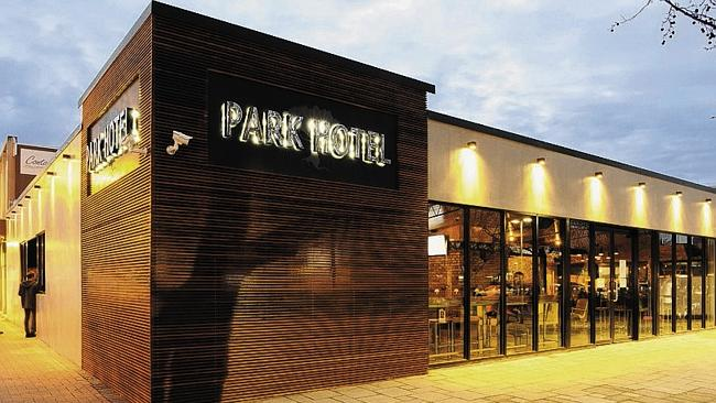 The Park Hotel on Watton St, Werribee.