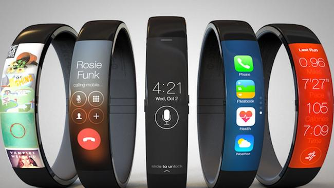 iWatch out ... This could be the week Apple finally unveils an iWatch. Or, it could not. In the meantime, we have to make do with this vision of what an iWatch could look like by designer Todd Hamilton (Source: http://toddham.com/blog/iwatch-concept/).