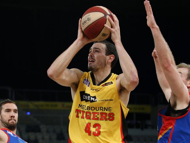 Outgoing Melbourne player Chris Goulding is dreaming of cracking the NBA.