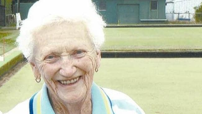 Ethel Glenister, 87, was killed in a tragic bus crash in Victoria's northwest.