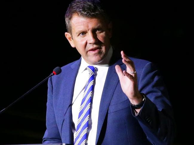Lockout is a fast, cheap and easy solution for NSW Premier Mike Baird.