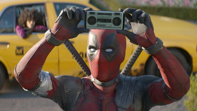 Say anything you want, but there's something so irresistible about Deadpool.