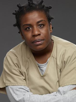 Orange Is The New Black's Uzo Aduba. Picture: Supplied