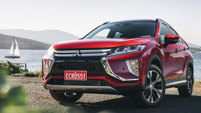 Mitsubishi Eclipse Cross: Comes in three grades, from $30,500 to $38,500.