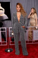 Recording artist Eve attends the 60th Annual GRAMMY Awards at Madison Square Garden on January 28, 2018 in New York City. Picture: Dimitrios Kambouris/Getty Images for NARAS