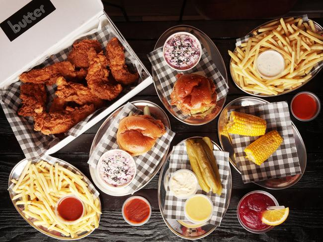 Butter, a fast casual chicken restaurant in Surry Hills, were approached by UberEATS and now offer home delivery.