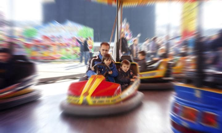 Your guide to Australia's top theme parks