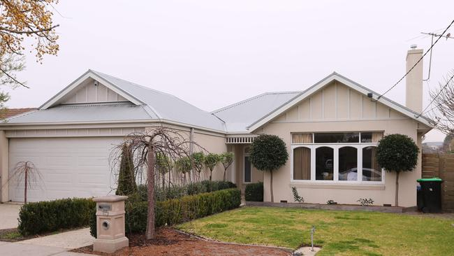 The Mentone house a con artist took a deposit for but did not own. Pic: Wayne Taylor