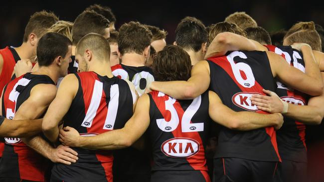 Specimen samples of Essendon players were sent to Germany months before the club self-reported.