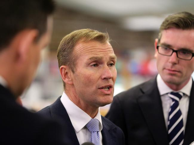 Education Minister Rob Stokes says scripture is still run in classes because its traditional. Picture: Craig Wilson