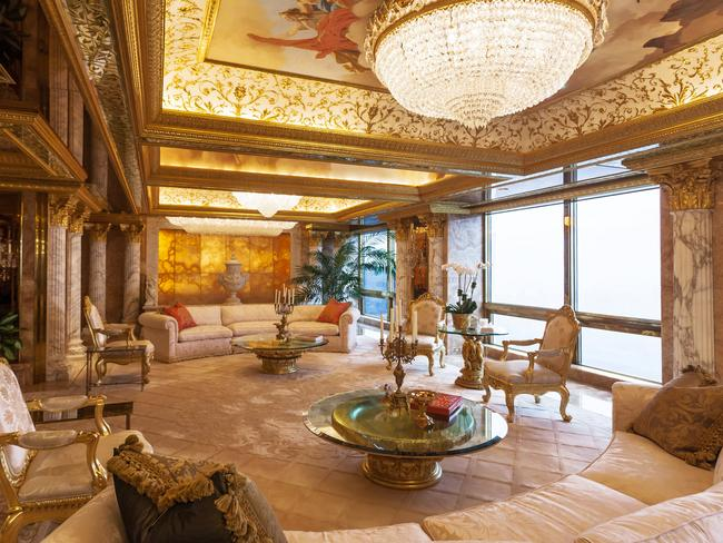 Donald Trump S Houses Over The Years Photos
