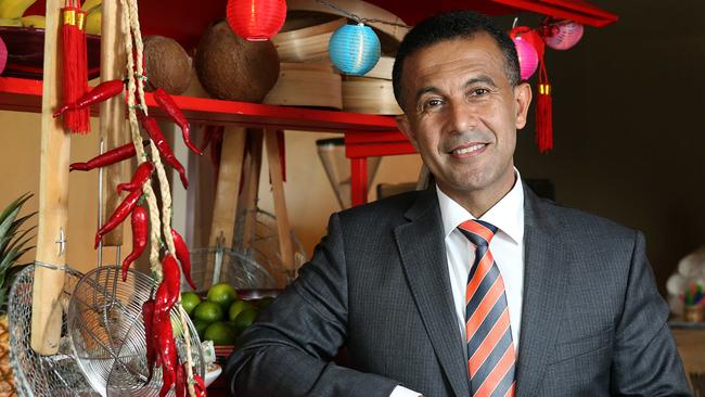 SBS managing director Michael Ebeid spent most of his early career in the closet.