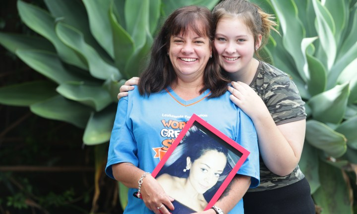 Mum to shave head after daughter's death