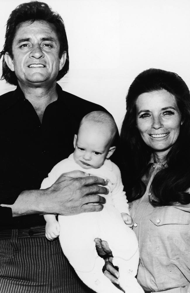 Johnny cash s son john carter cash dad was often quite high for Pictures of johnny cash and june carter