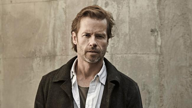 Filming to start in August ... Guy Pearce as Jack Irish. Picture: ABC