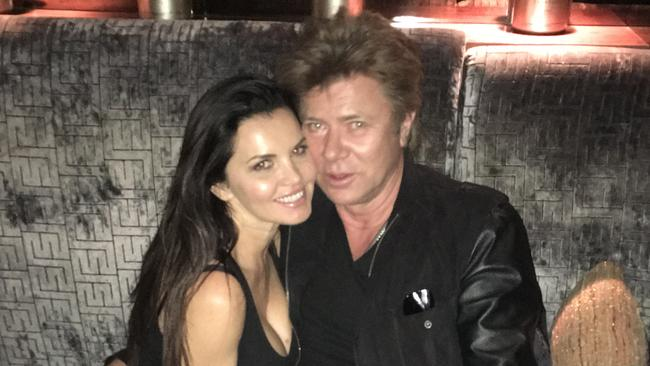 Suzi Taylor and Richard Wilkins.