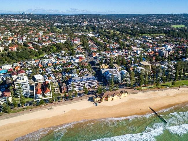 Manly Beach Apartments For Sale