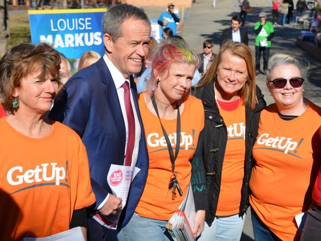 Malcolm Turnbull has lost ground to Bill Shorten as preferred prime minister to lead by just 42 per cent to 31 per cent on the key measure. Picture: Supplied
