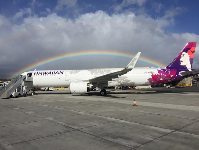 Hawaiian Airlines has been named among the safest in the world.