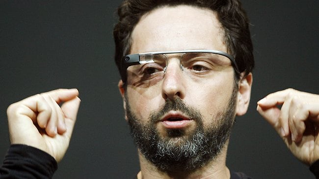 Sergey Brin, co-founder of Google, introduces the Google Glass Explorer edition. Brin envisions Google's Internet glasses hitting the market in 2013