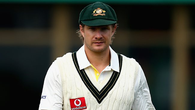 Shane Watson has become the 44th captain of the Australian Test cricket team.