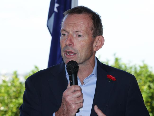 Tony Abbott continues to have plenty to say about the Liberal leadership. Picture: News Corp