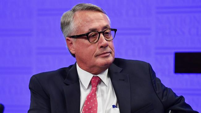 Former treasurer Wayne Swan will retire from politics. Picture: Mick Tsikas