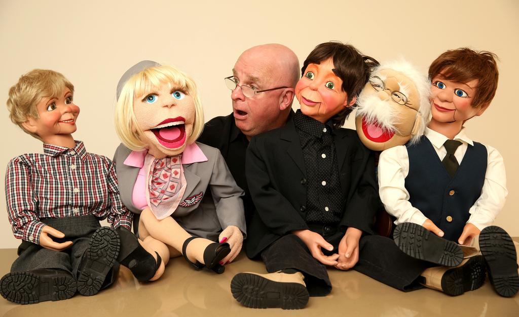 Glenn Pearce ventriloquist | News Local