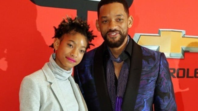 Willow said she had to join the entertainment game to conquer the spotlight. Picture: Johnny Nunez / WireImage.