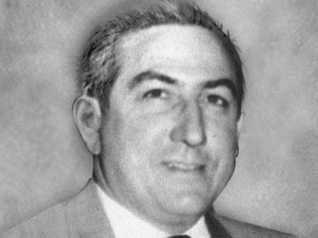 Leno LaBianca, who was murdered along with his wife, Rosemary. Picture: Supplied