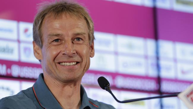 He might look like your cool rich uncle, but in his day Jurgen Klinsmann was a dastardly diver.