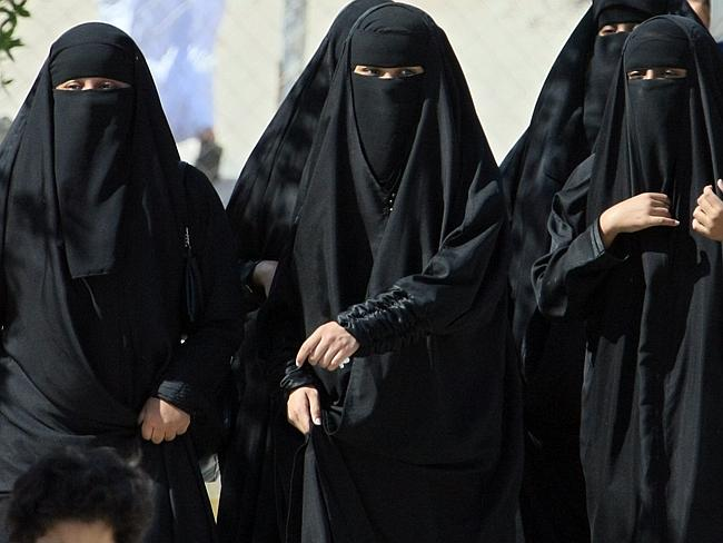 The rights of women are severely restricted in Saudi Arabia.