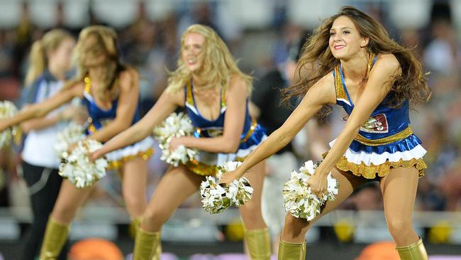 Cheerleaders strip club gold coast