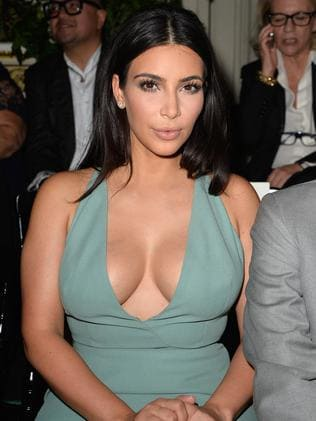 Kim Kardashian. Picture: Getty Images