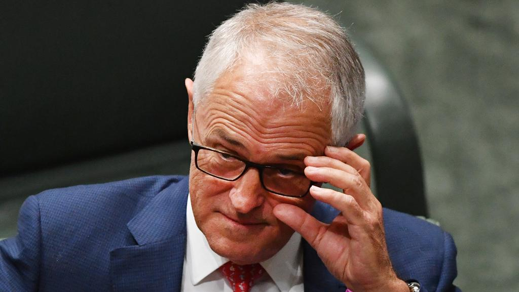 As if his dressing down from Donald Trump wasn't embarrassing enough, PM Malcolm Turnbull's call with the US President has been dismissed as 'unimportant' by the man himself. Picture: AAP