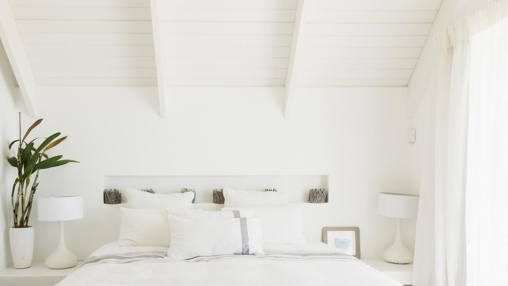 How to keep everything looking white. Picture: Getty