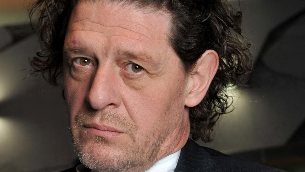 CHANNEL Seven have stolen the jewel in  <i>MasterChef's Australia</i>'s crown, poaching Marco Pierre White to host their new cooking series in 2017. Picture: Channel 10