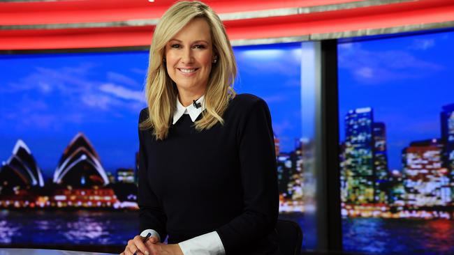 Melissa Doyle Dumped From Channel 7 Weekend News For