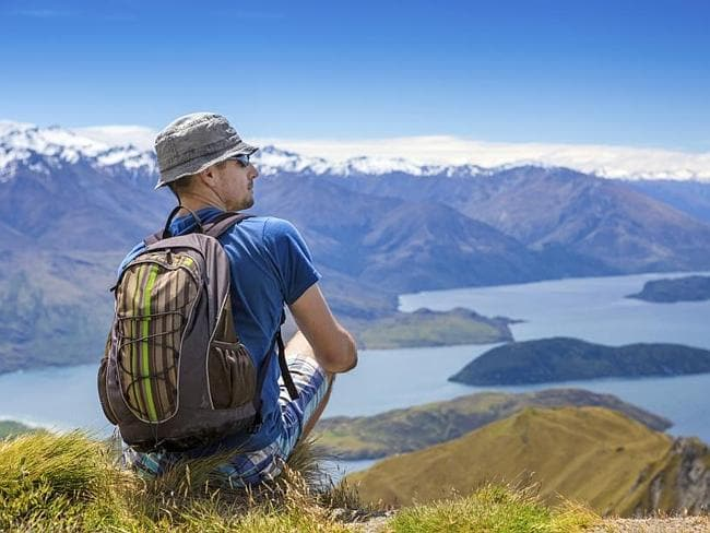 A backpacker. Picture: Thinkstock