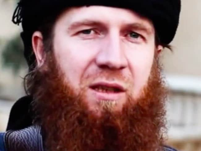 Khalimov succeeded former IS Minister of War Abu Omar al-Shishani, aka, 'Red Beard', who was killed in a US air strike in July.