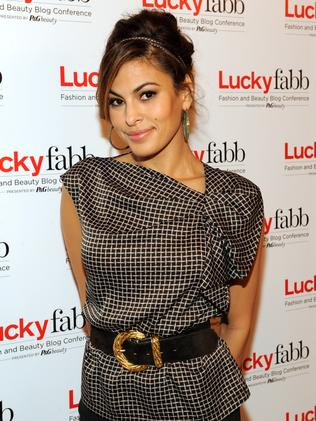 <i>Hitch</i> actress Eva Mendes is 40.