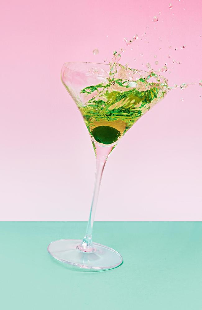 Cocktails have never been so good for you. Picture: Anna Pogossova.