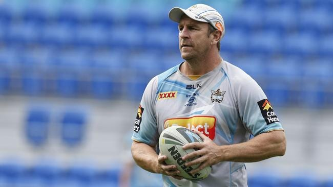 Gold Coast coach John Cartwright has his work cut out to get the Titans' season back on track.